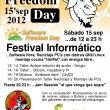 ¡Día de la Libertad del Software en Tabacalera!