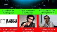 Antología del cortometraje español – Sábado 20/09/2014 a las 18:00 Hrs.