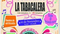 MARKET SOLIDARIO LA TABACALERA Sabado 22 Noviembre